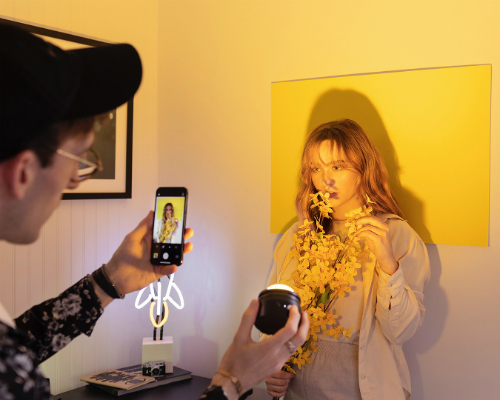 Profoto Camera app C1 en C1 Plus